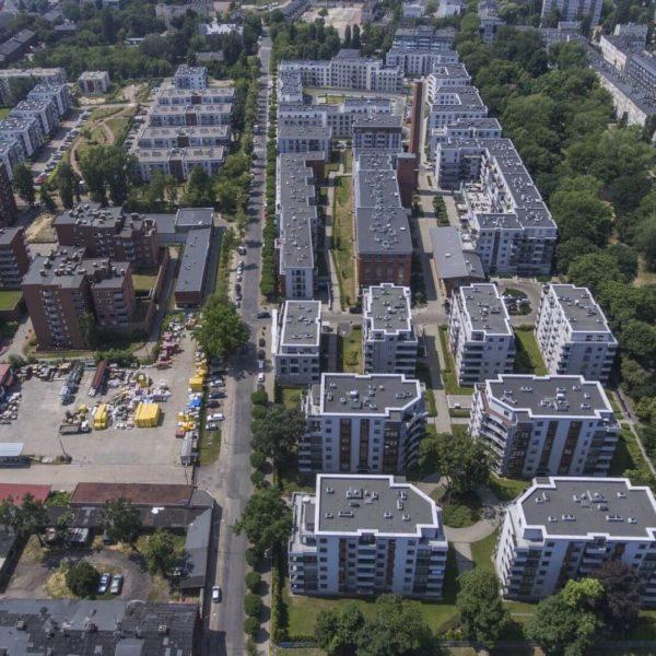 Barciński Park, ul. Abramowskiego.