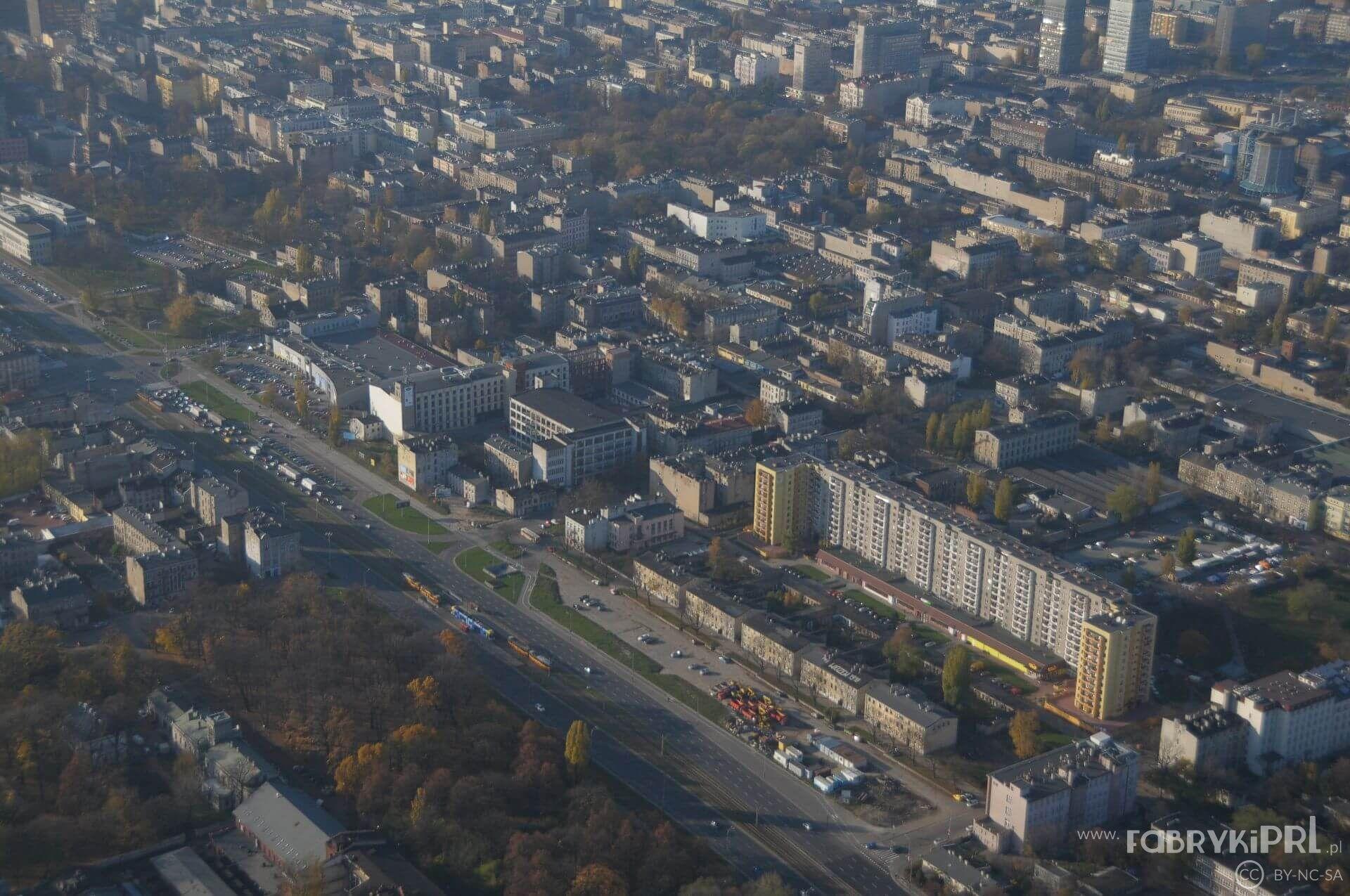 Zakłady Polino w szerokim kontekście łódzkiego śródmieścia