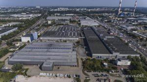 Zakłady Bistona na Dąbrowie przemysłowej